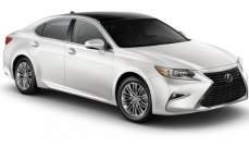 شركة Lexus تكشف عن سيارتها الجديدة ES saloon