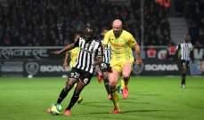 الليغ 1: نيس يقلب الطاولة على موناكو وفوز انجيه ميتز ديجون وريمس