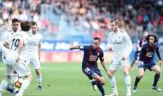 فاران بعد الهزيمة أمام إيبار: ريال مدريد يعاني من مشكلة جماعية