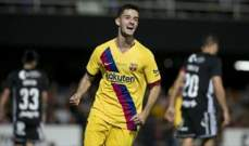 صفقة تبادلية تلوح بالافق بين برشلونة ويوفنتوس