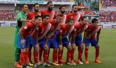 ما هي النتائج التي سيحققها منتخب كوستاريكا في كأس العالم  2018