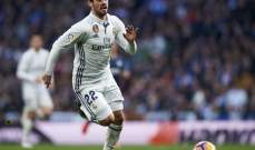 ريال مدريد يستعد للتخلي عن ايسكو