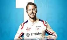الفورمولا إي : سام بيرد يفوز بسباق هونغ كونغ