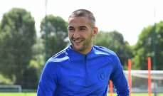 زياش: حققت حلمي بالإنتقال إلى الدوري الممتاز