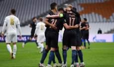 السيتي يكتسح مارسيليا بثلاثية وفوز مثير لاتلتيكو مدريد على سالزبورغ وانتصار بورتو