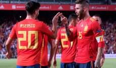 تقييم لاعبي إسبانيا وكرواتيا بعد مباراة الأمس