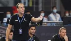 مدرب يد مصر : فخور بما قدمه اللاعبون  امام حامل اللقب
