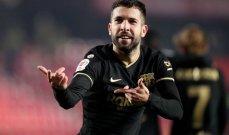 جوردي البا: كومان استحق البقاء مع برشلونة