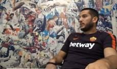 مانولاس يعترف بالخسارة امام ريال مدريد