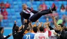 موجز المساء: إيران واليابان لنصف نهائي كأس آسيا، موناكو يتجه لإقالة هنري وعمليات البحث عن سالا توقفت