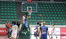 خاص: الرياضي الأكثر تسجيلا في المرحلة 15 من الدوري اللبناني لكرة السلة