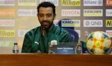 تشافي : سنقدم افضل ما لدينا امام النصر السعودي