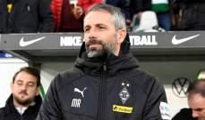 مونشنغلادباخ يعلن انتقال روزه الى دورتموند الموسم المقبل