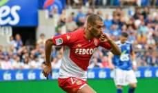 الليغ 1: موناكو يهزم مونبيلييه ويتبادل معه المراكز