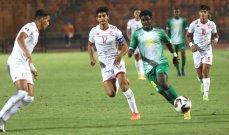 كأس العرب للشباب: تونس تصطدم بالجزائر والسعودية تواجه مصر في النصف النهائي