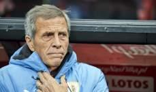 تاباريز يعلق على ازمة سواريز مع برشلونة