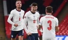 ماونت عن الفوز على بلجيكا: إنها ليلة مميزة