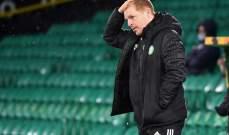 نيل لينون يستقيل من تدريب سلتيك الاسكتلندي