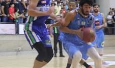 خاص: احصاءات وأرقام من الجولة الثالثة للدوري اللبناني لكرة السلة