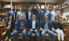 لجنة ادارية جديدة لنادي الكهرباء