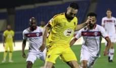 الدوري السعودي: موقف الاتحاد يتعقد والحزم يمنح نفسه الامل