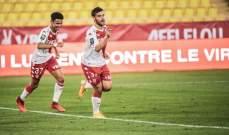 الدوري الفرنسي: موناكو  يقسو على بوردو