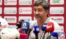 سوزا :الفرصة متاحة للمنتخبين البحريني والعراقي لبلوغ نهائي خليجي 24