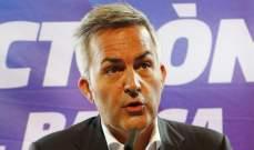 فونت: سأستغني عن كومان اذا اصبحت رئيسا لـ برشلونة