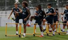 تدريبات ريال مدريد تشهد عودة فاييخو