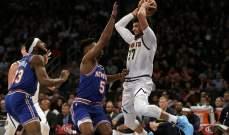 NBA: كينغز يتفوق على ووريورز ويحقق فوزه الرابع في 5 مباريات