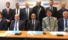مدير اتحاد الطائرة يشارك في اجتماعات  اللجنة الفنية للاتحاد الآسيوي