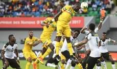 غانا يواصل تألقه ويحقق فوزاً ثميناً على مالي في امم افريقيا