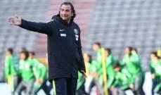 مدرب السعودية: تنتظرنا مباراة كبيرة امام العراق