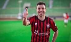 جهاد الحسين يكشف مستقبله الرياضي بعد اعلان اعتزاله لعب كرة القدم