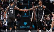 NBA : نيتس يفوز على ناغتس و27 نقطة لدانجيلو راسل