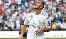 مارتينيز: هازارد حقق حلمه بالانتقال الى ريال مدريد