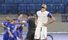 الدوري الاماراتي: النصر يواصل إنتصاراته بإسقاطه الشارقة