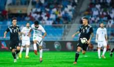 شاهد نجم منتخب العراق يتلاعب بثنائي الأرجنتين ديبالا وبيزا