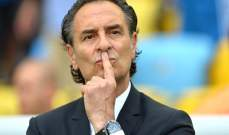 الإيطالي برانديلي مرشّح لتدريب منتخب اسكتلندا