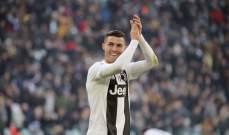 ماركيوني يتفوق على رونالدو في ايطاليا خلال العام 2018