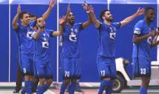 لاعبو الهلال : الموسم لم يكن سهلا واستحقينا الفوز باللقب