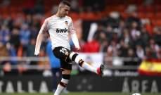 اتفاق بين برشلونة وفالنسيا لضم رودريغو مورينو