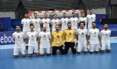 مصر لكرة اليد الى نصف نهائي افريقيا وحلم الاولمبياد ما زال قائما