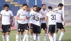 الدوري المصري: الجونة يتخطى طنطا بثنائية