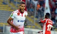 المغربي محمد أوناجم يريد مغادرة الزمالك