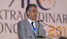رئيس الاتحاد الآسيوي يشيد بقرار الفيفا: مكسب للكرة العراقية
