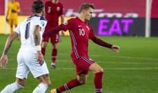 احصاءات عن اللاعبين في كأس الامم الاوروبية