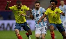 كوبا اميركا: الأرجنتين تفوز بركلات الترجيح وتصل الى النهائي