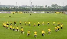 لاعبو دورتموند يدعمون حملة بلاك لايفز ماتر: نحن لا نقبل بالعنصرية من أي نوع