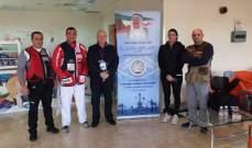 بعثة لبنان للرماية الى الكويت  للمشاركة في الجائزة الكبرى